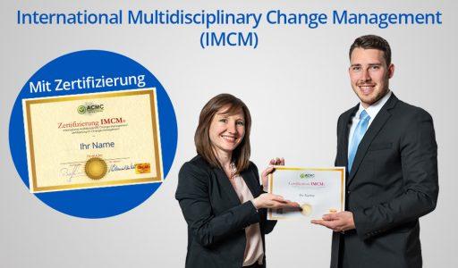 IMCM Seminar mit Zertifizierung bei amontis